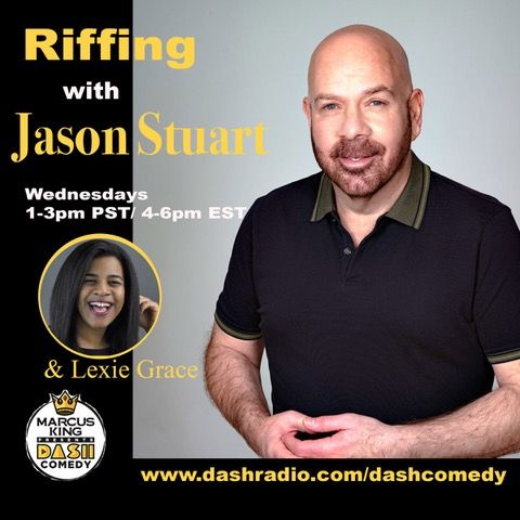 Riffing Jason Stuart with Lexie Grace